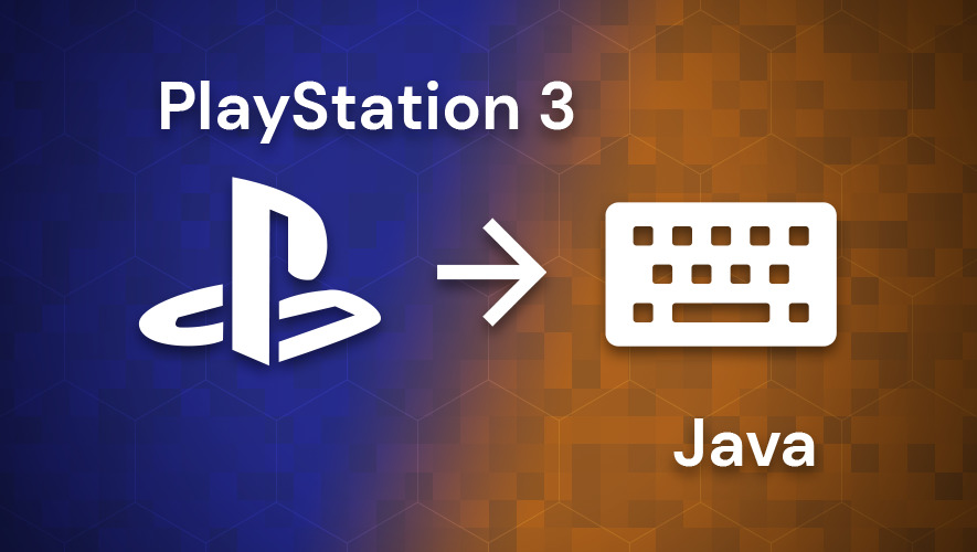 Convert a Minecraft World From PlayStation 3 to Java