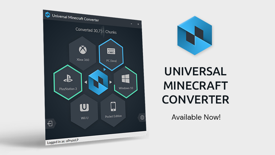Universal Minecraft Converter Available Now! (v1.0.0)